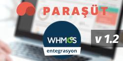Güncelleme: Paraşüt WHMCS Entegrasyonu v1.2 Yayında